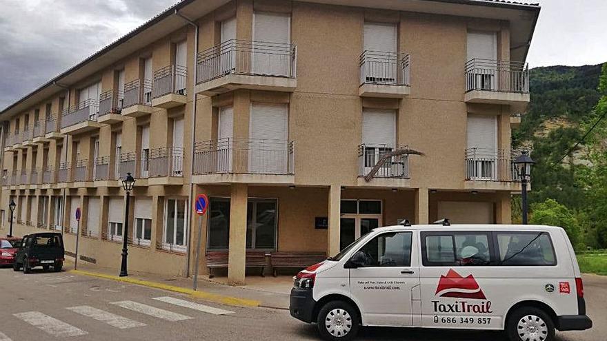 El Berguedà va fer 850 desplaçaments de personal de residències per la covid