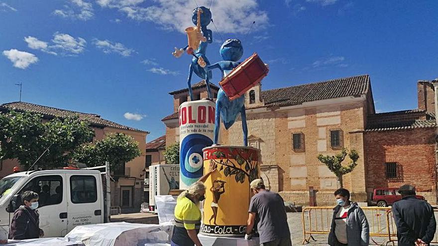 La asociación de carrocistas de Toro retoma su actividad en la fiesta de San Juan