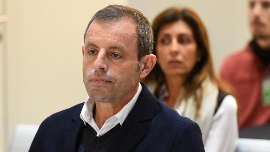 La Audiencia Nacional confirma la absolución de Sandro Rosell