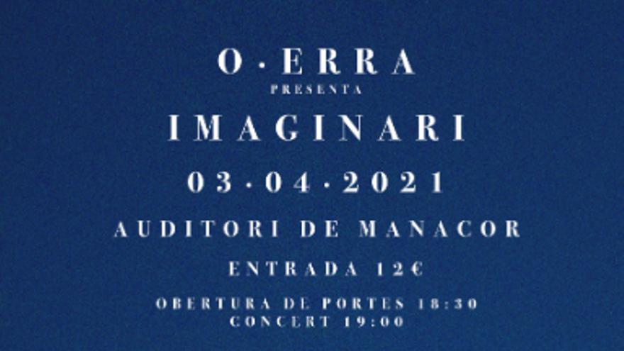 O · Erra presenta Imaginari