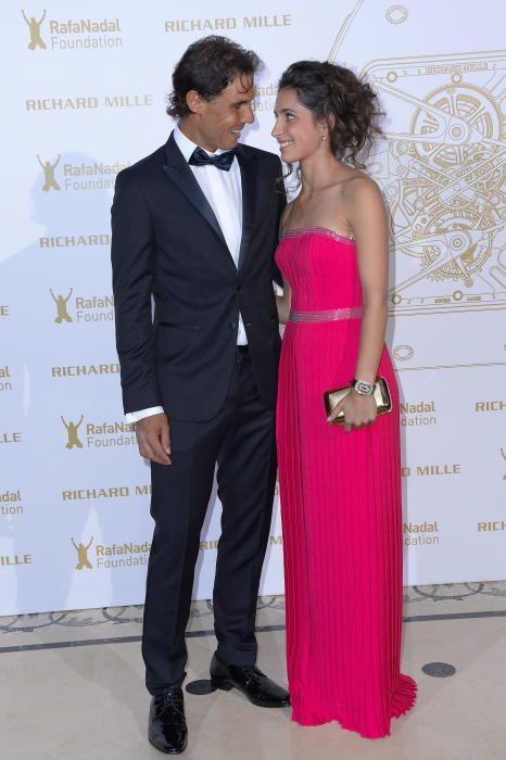 La relación de Rafa Nadal y Xisca Perelló, en imágenes