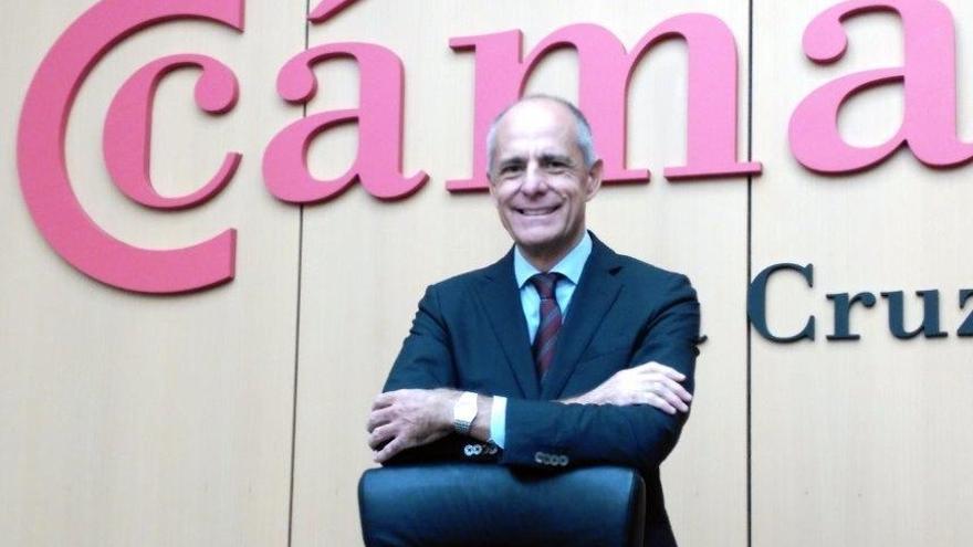 La Cámara retrasa hasta comienzos de 2023 la recuperación económica de Canarias