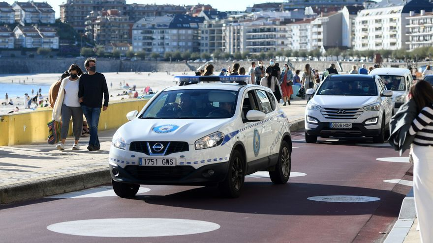 Sanxenxo refuerza desde hoy los controles policiales