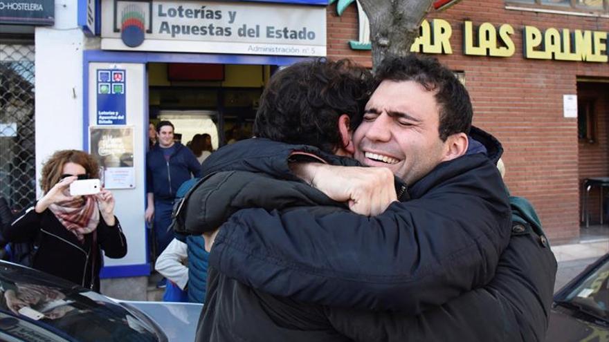 Una sorpresa millonaria para Huesca