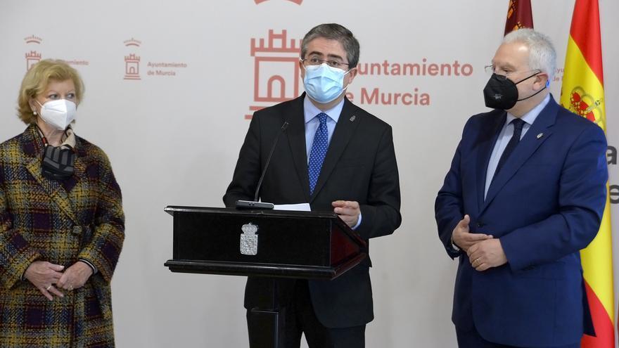 Un hilo musical de procesiones sonará en Alfonso X y Belluga esta Semana Santa en Murcia