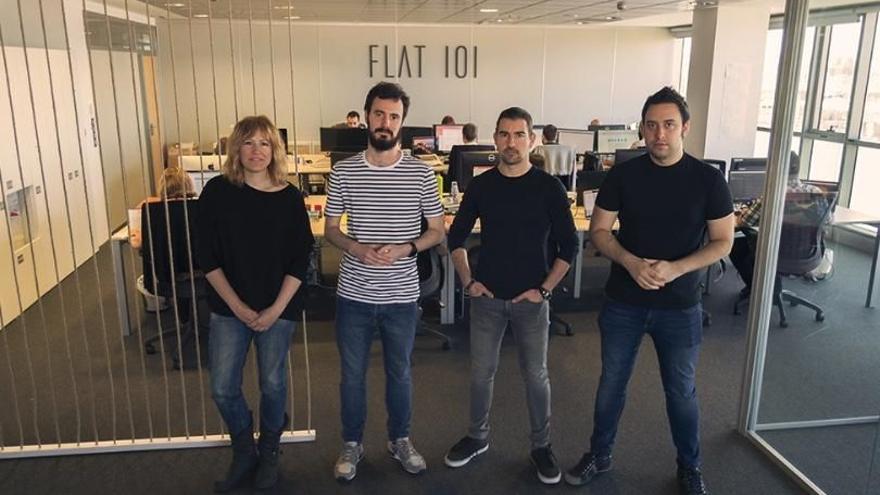 La aragonesa Flat 101 se integra en el gigante tecnológico Indra
