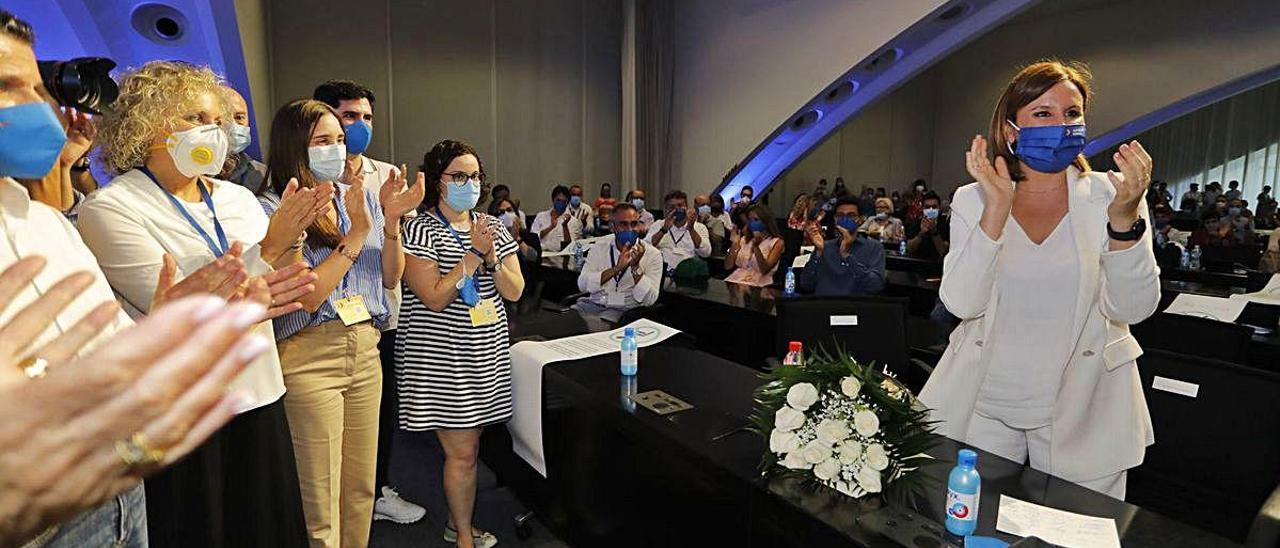 El 'nuevo' PP de Valencia se erige en baluarte de las diputaciones