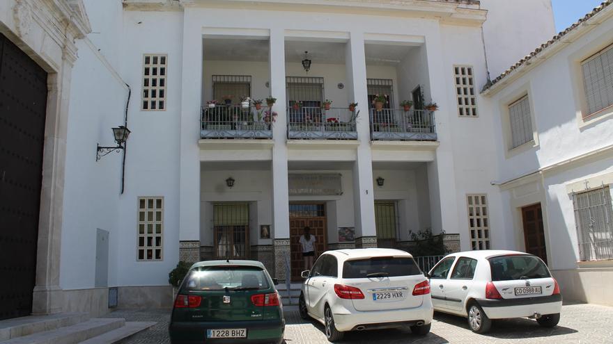 Proponen que la residencia de San Francisco de Baena sea gestionada por una fundación