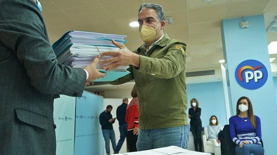 Bendodo agradece los avales recibidos para su reelección al frente del PP de Málaga