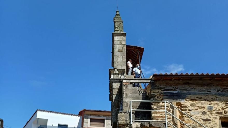 Subirse al campanario para llamar, problemas de telefonía en los pueblos de Zamora