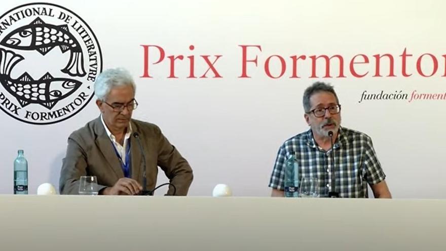 """César Aira, Premio Formentor 2021: """"Seguiría escribiendo aunque no quedara un solo lector en el mundo"""""""