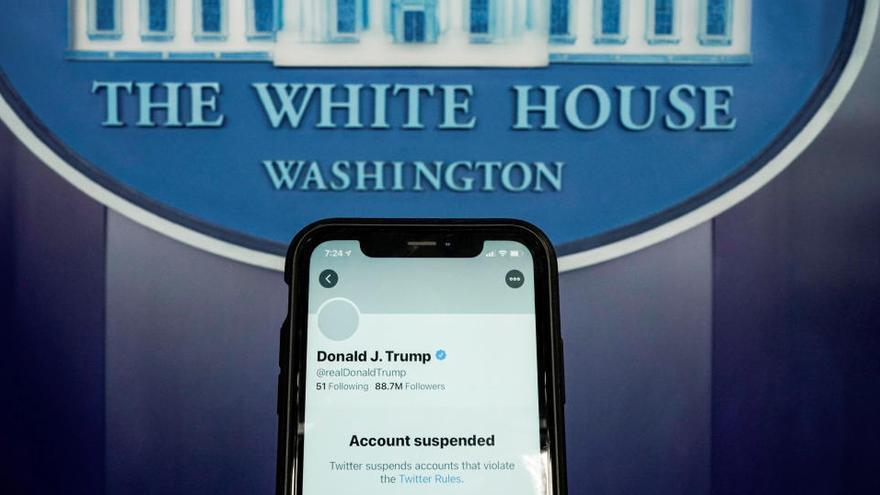 Trump planeja tornar a les xarxes socials amb una plataforma pròpia