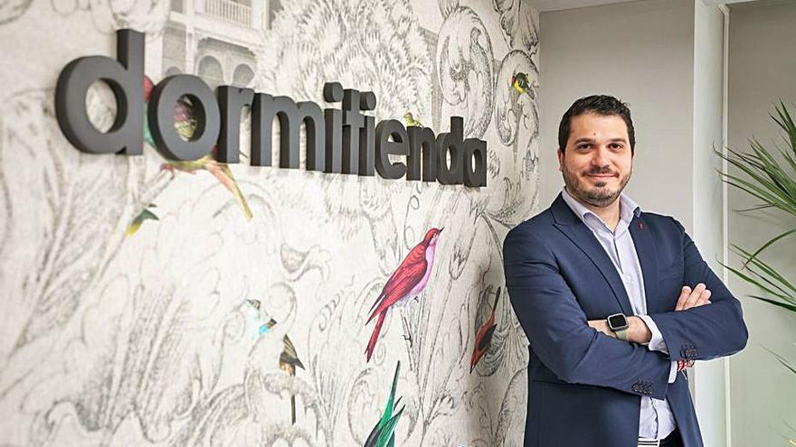 Dormitienda nombra como director general a Giovanni Pignatelli