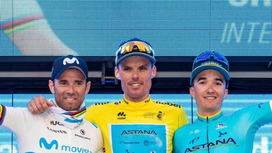 La Vuelta a Murcia pide a la UCI su aplazamiento a mayo