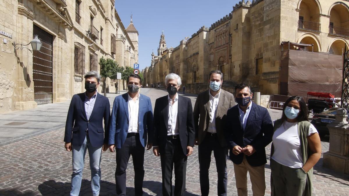 El PP defiende la gestión del Patrimonio Histórico desde la ciudad y no desde Madrid