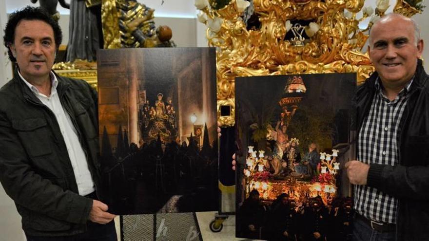 Ramón Morcillo, Antonio Ortiz y Pedro Lucas pondrán imagen a la Semana Santa 2019