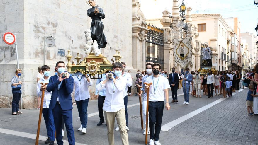 Los Lluïsos de Vila-real viven el día grande de sus fiestas anuales