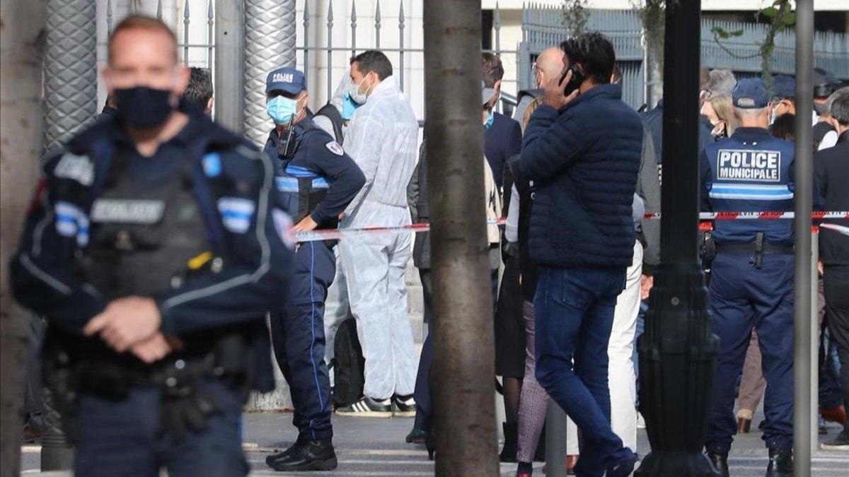Un detenido por su posible complicidad con el terrorista de Niza