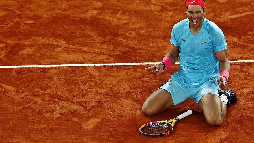 """Rafael Nadal: """"Tuve una sensación de casi perfección"""""""