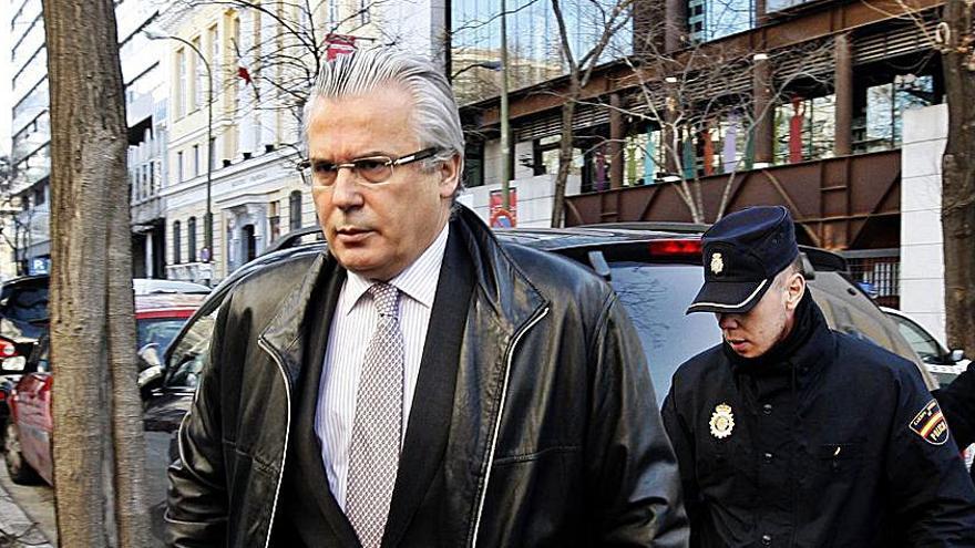 L'ONU conclou que els judicis contra Garzón van ser «arbitraris»