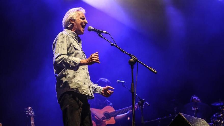 Kiko Veneno actuará el 3 de julio en el Campoamor dentro del festival VeSu