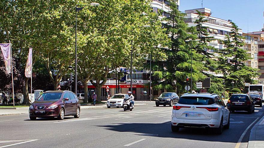 Tráfico prevé 54.000 desplazamientos por Zamora en la segunda salida del verano