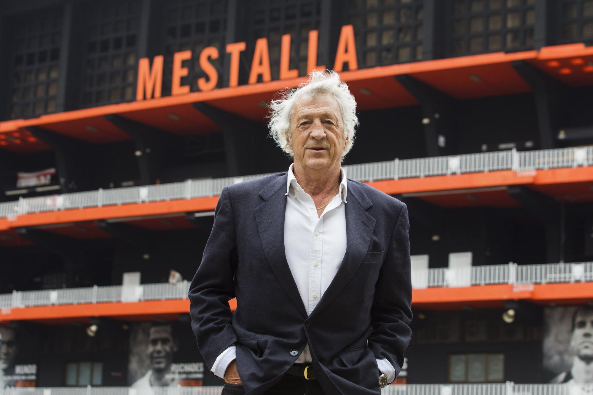 Juan Cruz Sol, el defensa que hizo historia en Mestalla