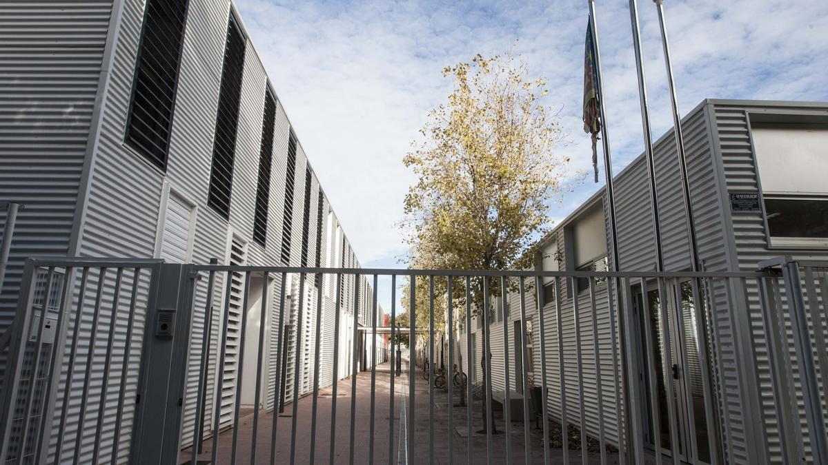 El colegio García Antón de San Vicente del Raspeig