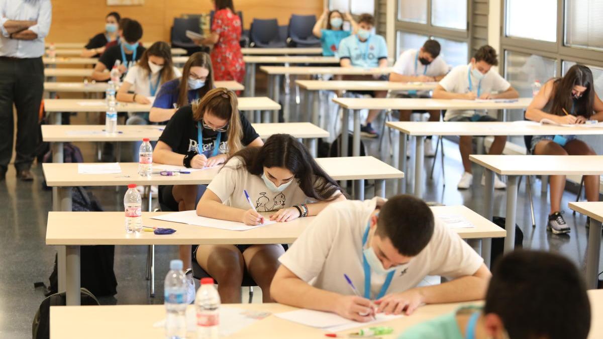 Lista de admitidos en la Universidad de Alicante y la UMH de Elche