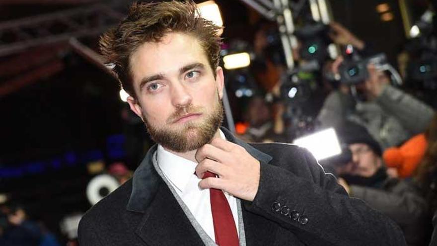 Robert Pattinson suena como nuevo Batman