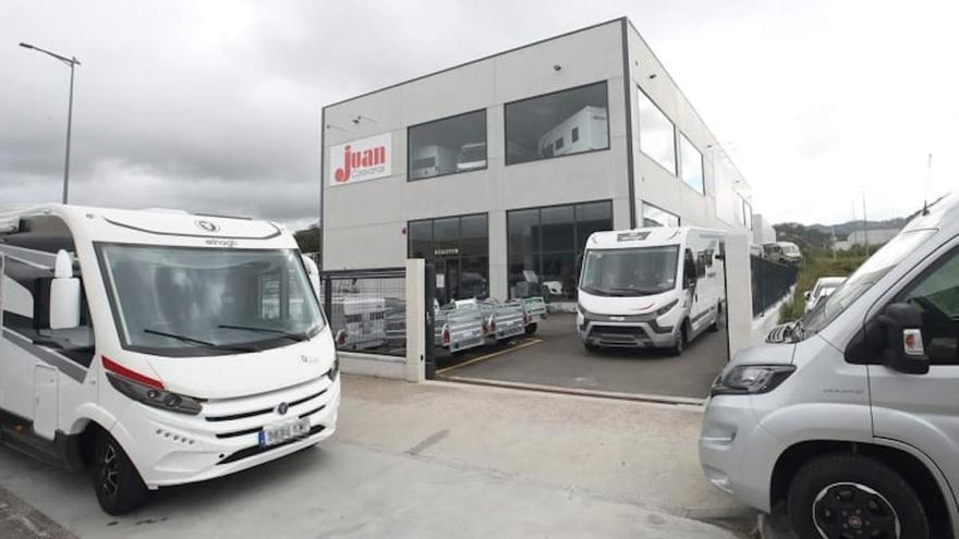 Caravanas Juan estrena nuevas instalaciones y se consolida como referente del sector