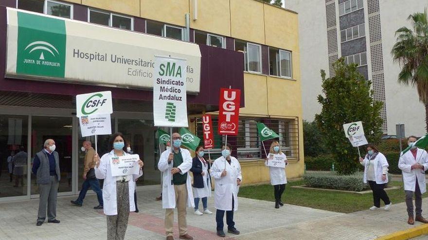 El CSIF cree que la pandemia ha puesto en evidencia los grandes déficits en los centros de salud y consultorios