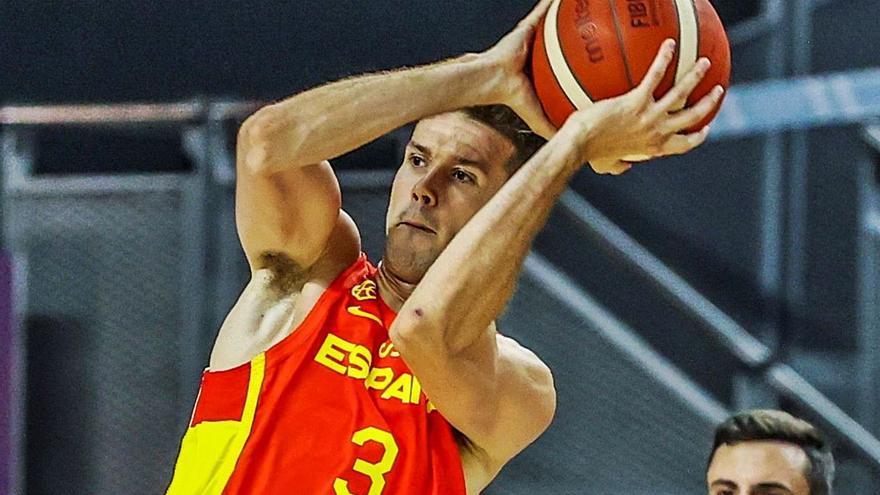 El Valencia Basket ficha a López-Arostegui