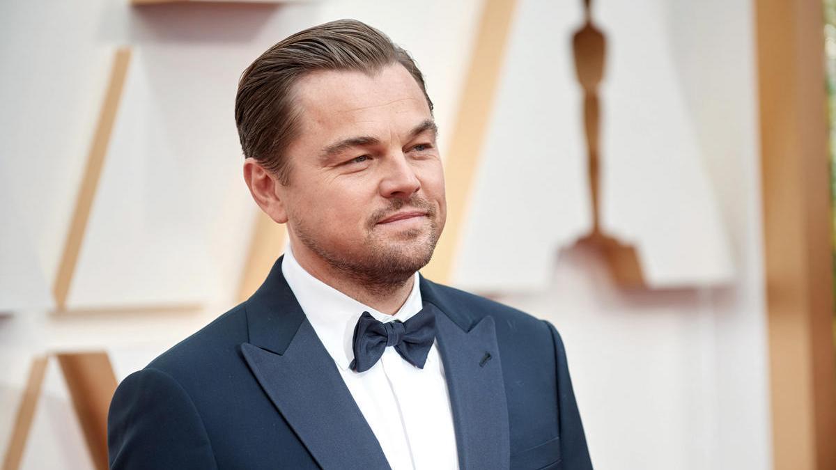 El actor Leonardo Di Caprio.