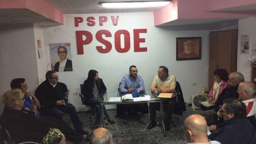 Benlloch denuncia el «uso partidista» de la web del partido en la provincia