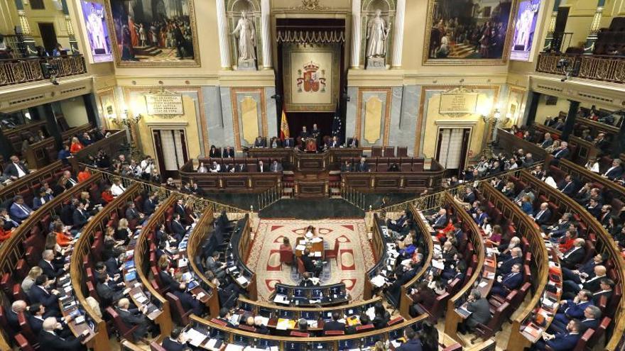 Hacer accesible el hemiciclo del Congreso de los Diputados costaría 123.000 euros