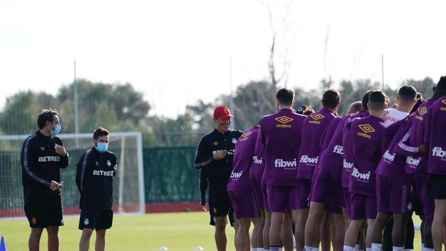 """Luis García: """"No sé qué pinta el Mallorca en una rueda de prensa del Espanyol"""""""