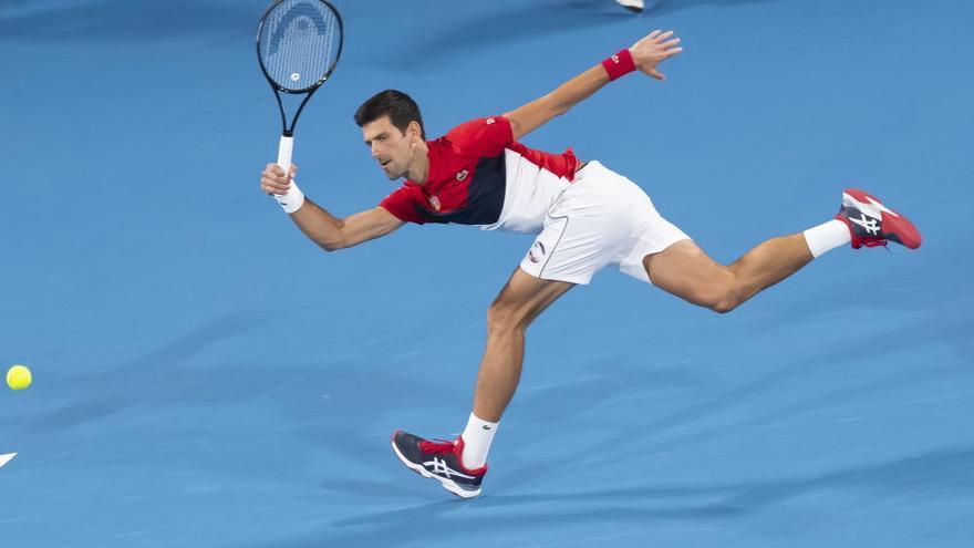 Final de la Copa ATP: Djokovic - Nadal