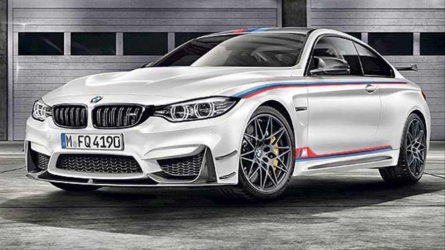 BMW M4 DTM Champion Edition, homenaje al título de Marco Wittmann