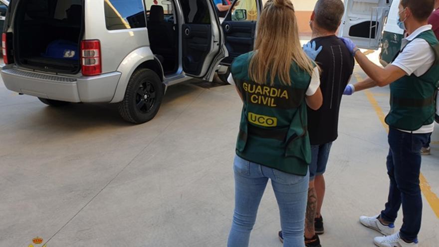 Desmantelan al grupo criminal que secuestró al surfista gijonés en Pervera: Dos detenidos con un amplio historial delictivo