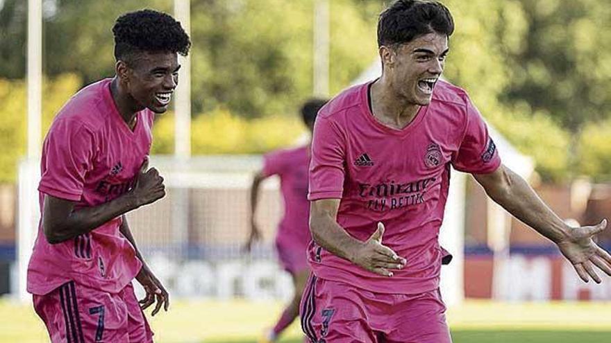 El Madrid de Pablo Ramón y Marvin Park se mete en la final