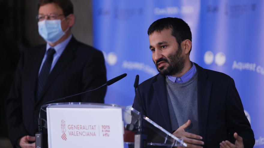 """Marzà: """"Las oposiciones docentes serán seguras y estabilizarán las plantillas"""""""
