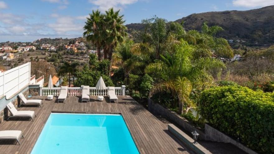Rodéate de vistas y naturaleza en cualquiera de estas casas en venta en Santa Brígida