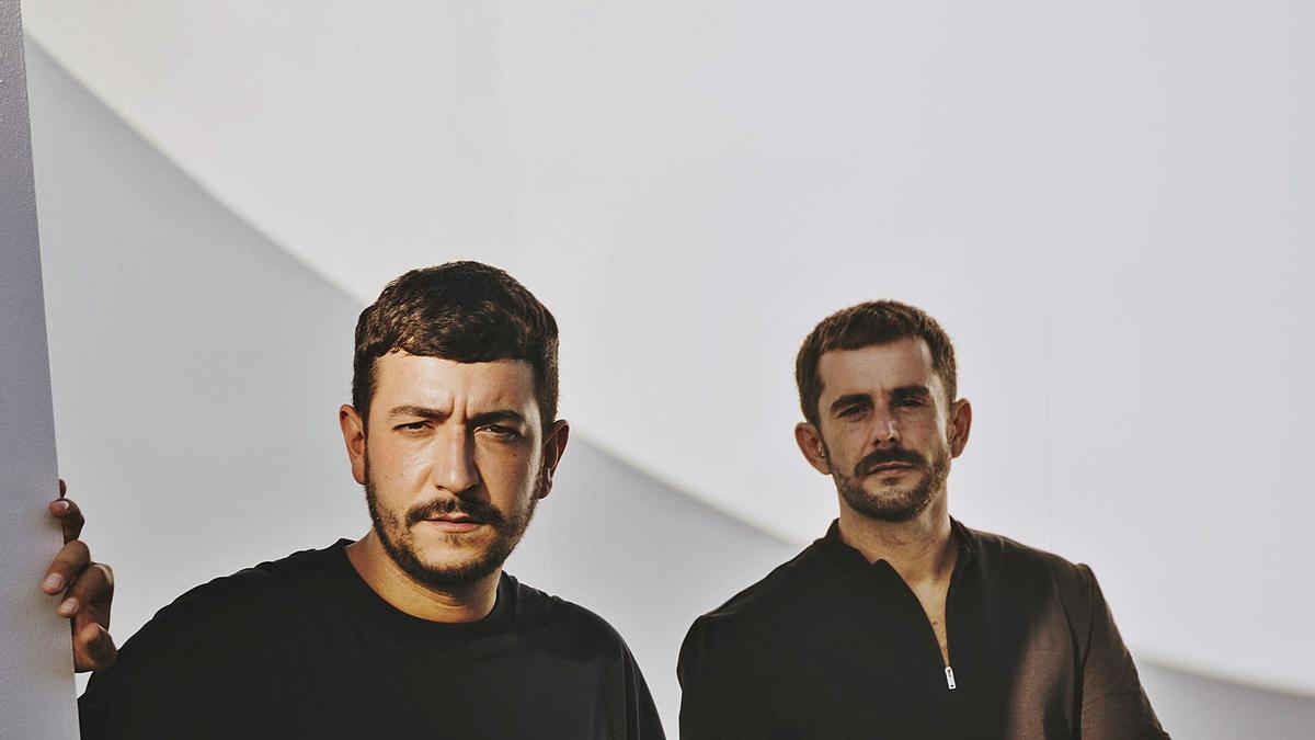 Eduardo Villalón y Alberto  Sánchez son Mut Design.     LEVANTE-EMV