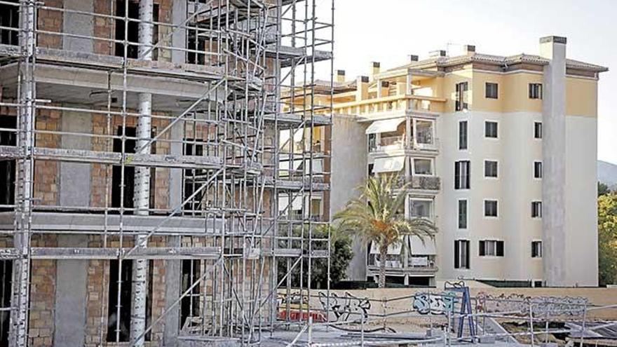 Baleares inicia 2018 con la vivienda menos accesible de toda España