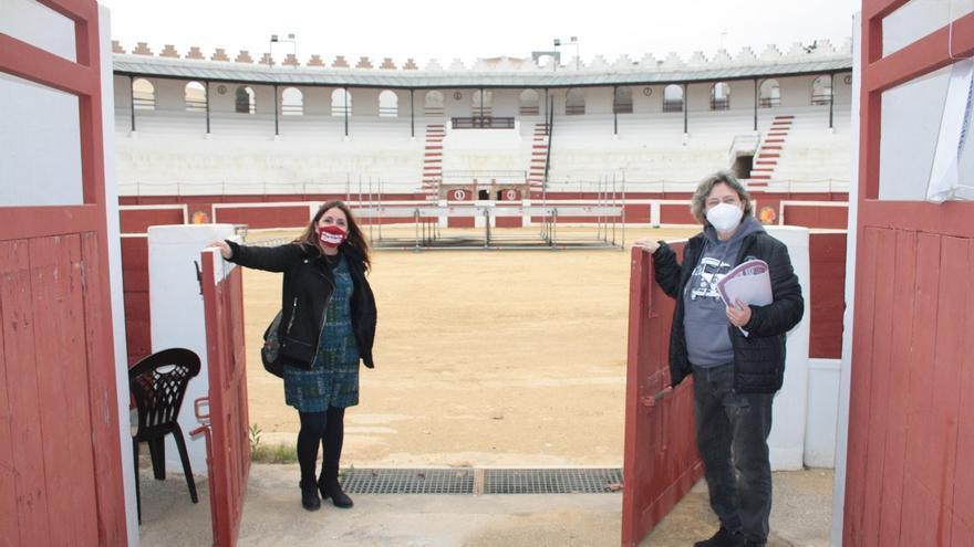 Vuelve la cultura segura a la plaza de toros de Ondara