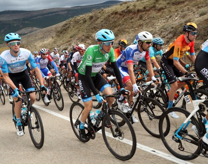 Las imágenes de la 3ª etapa de la Vuelta a España