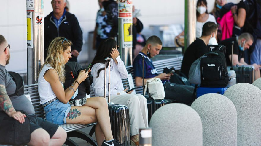 Reino Unido exigirá cuarentena a partir de la semana que viene a los turistas no vacunados que viajen a Ibiza