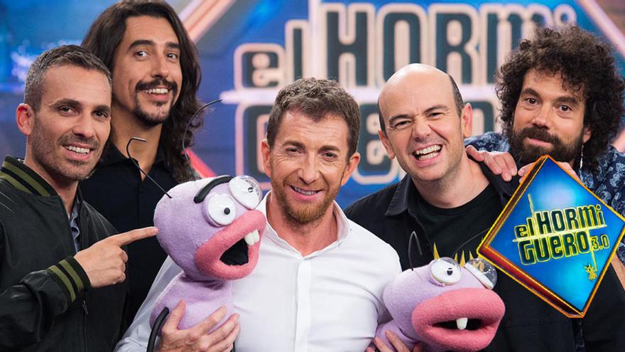 'El Hormiguero' obre temporada fort i líder sobre 'La última tentación'