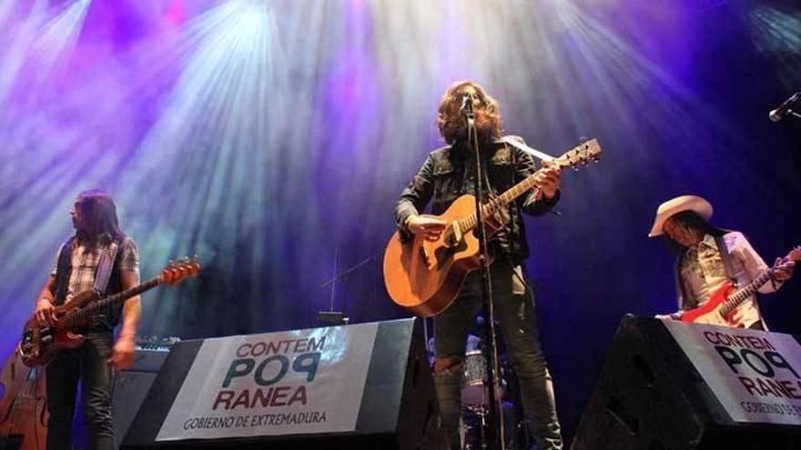 El cartel de Contempopranea refleja el estado de la música independiente española